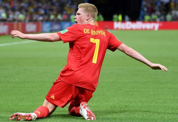 Belgium 6 -1 Cyprus: De Bruyne leads latest Red Devils rout